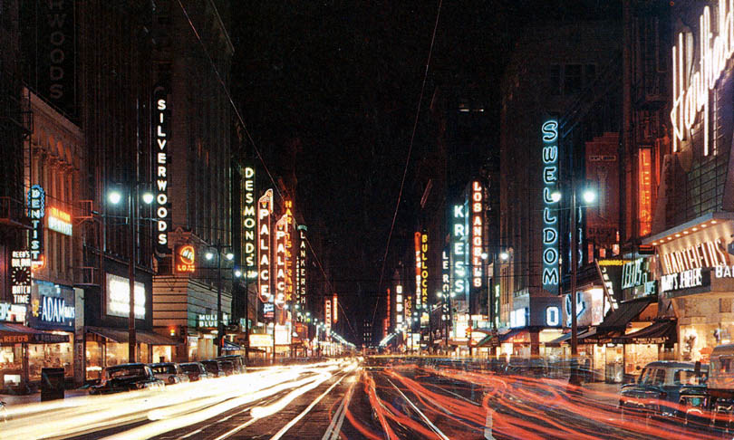 Night on the town Limousine Services in Los Angeles