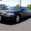 Lincoln 10 Passenger Black Limo
