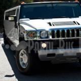 Hummer Limousine (White)