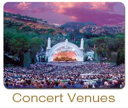 Los Angeles Limousine For Concerts