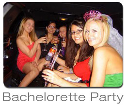 Bachelorette Party Bus Los Angeles