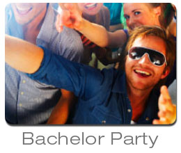 Bacholer Party Bus in Los Angeles